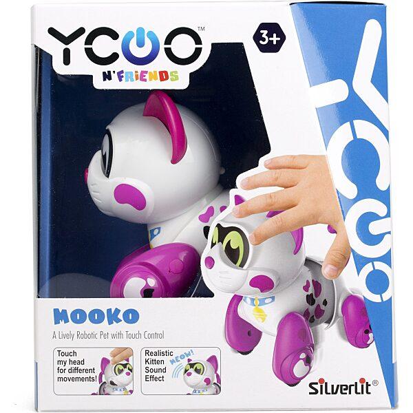 Silverlit: Mooko zenélő táncoló kiscica - 4. Kép