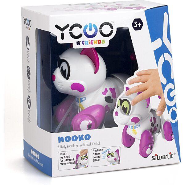 Silverlit: Mooko zenélő táncoló kiscica - 5. Kép