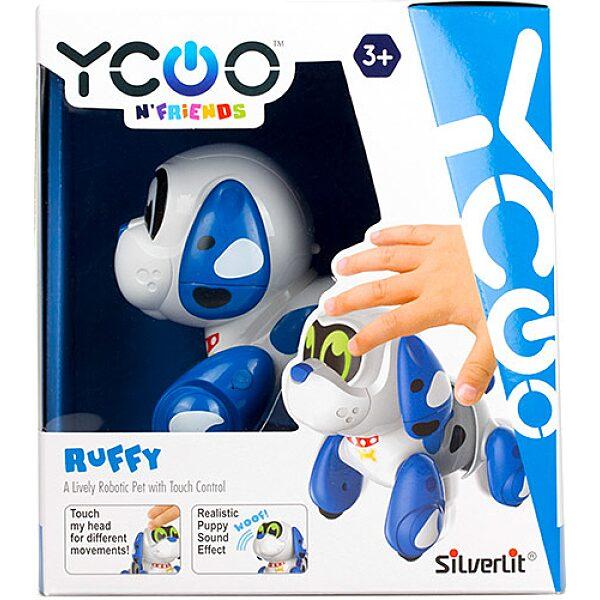 Silverlit: Ruffy zenélő táncoló kiskutya - 1. Kép