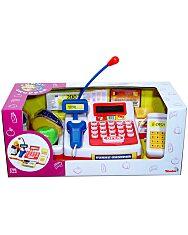 Simba pénztárgép mikrofonnal - 1. Kép