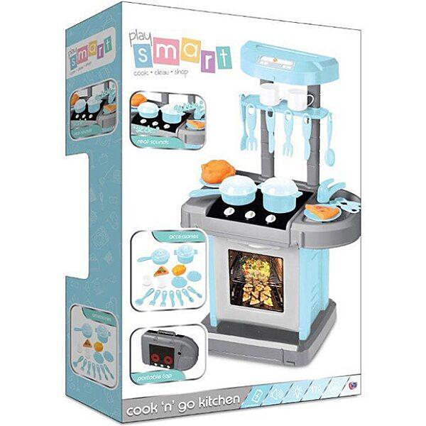 Smart: CooknGo játék konyha szett - 1. Kép