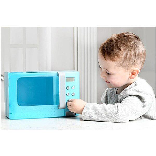 Smart: játék mikrohullámú sütő - 3. Kép