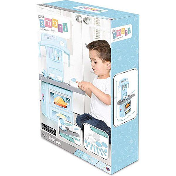 Smart: játékkonyha - kék - 1. Kép