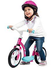 Smoby: Balance Bike Comfort futóbicikli - pink - 2. Kép