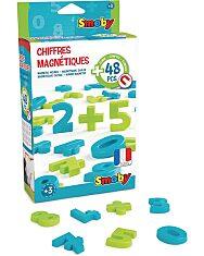 Smoby: Mágneses szám készlet - 48 darabos - 1. Kép