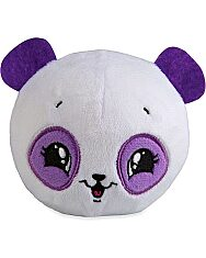 Soft n Slo: Fuzzeez panda plüssfigura - 10 cm - 1. Kép