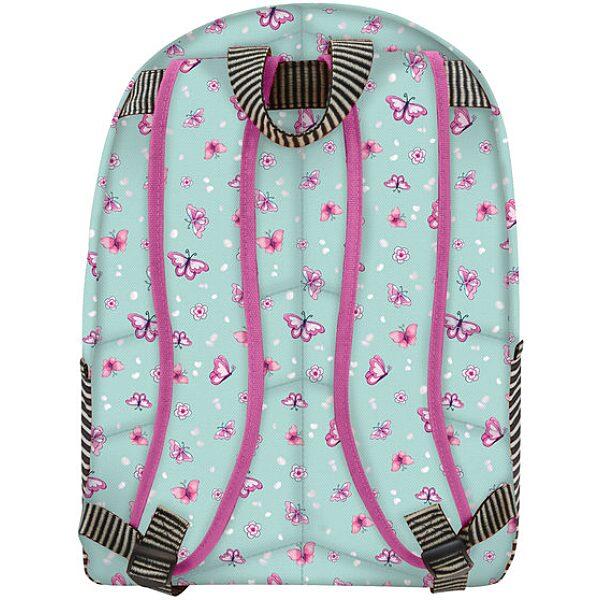 Sparkle & Bloom : Dupla zsebes hátizsák - Cherry Blossom - 2. Kép