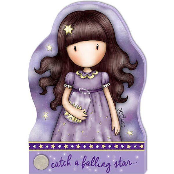 Sparkle & Bloom: Gorjuss Baba notesz - Catch A Falling Star - 1. Kép