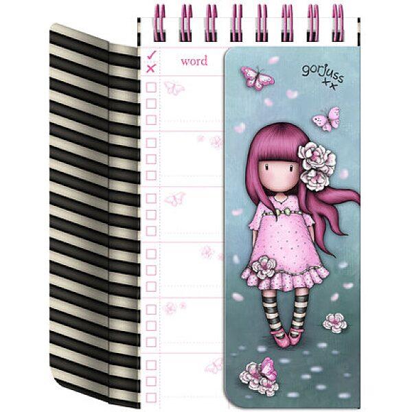 Sparkle & Bloom: Szótárfüzet - Cherry Blossom - 2. Kép