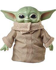 Star Wars: Baby Yoda plüssfigura - 28 cm - 2. Kép