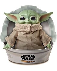 Star Wars: Baby Yoda plüssfigura - 28 cm - 1. Kép