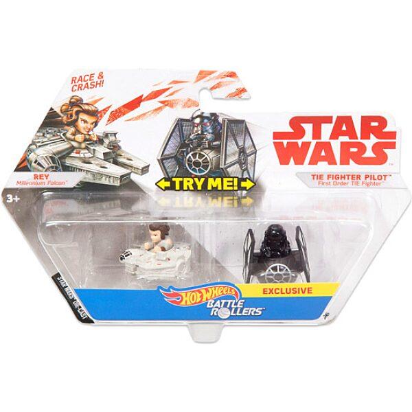 Star Wars Battle Rollers: Rey Vs. Tie vadász pilóta - 1. Kép