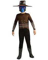 Star Wars: Cad Bane jelmez maszkkal - S méret - 1. Kép