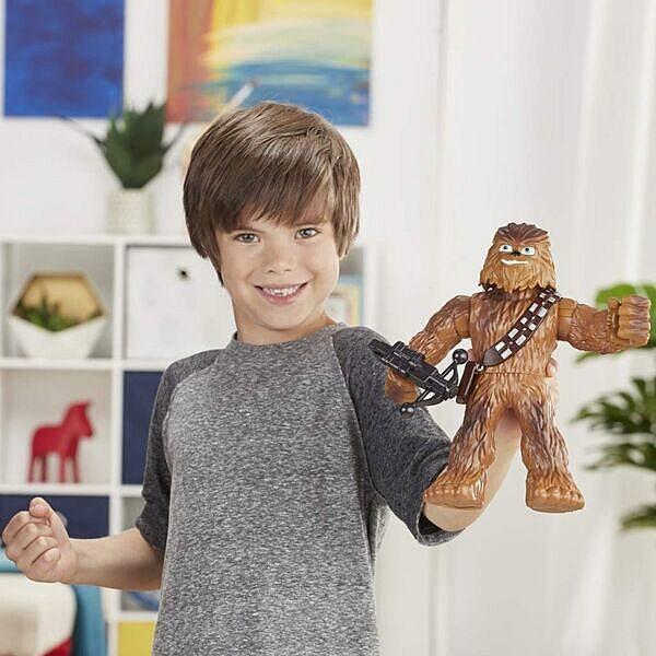 Star Wars Galactic Heroes: Chewbacca figura - 3. Kép
