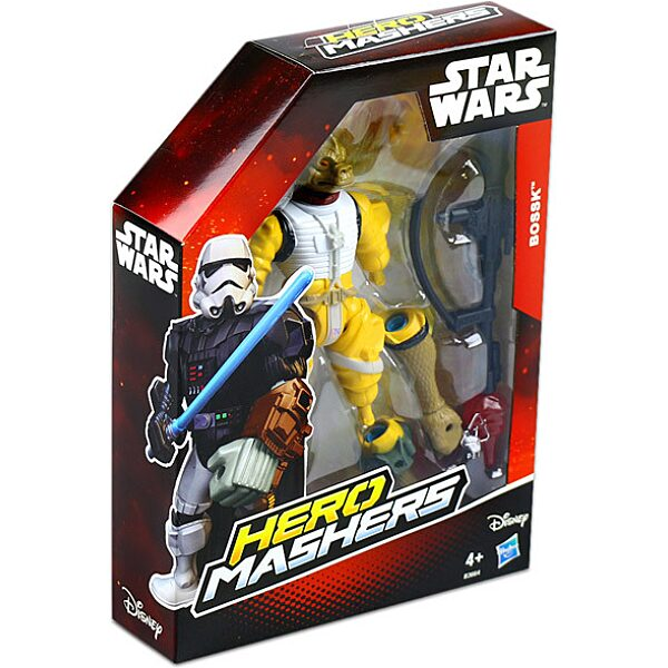 Star Wars: Hero Mashers - Bossk - 2. Kép