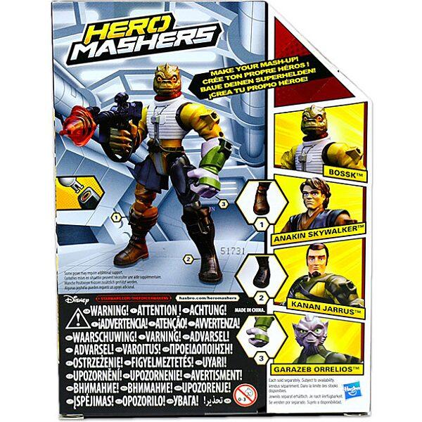 Star Wars: Hero Mashers - Bossk - 3. Kép