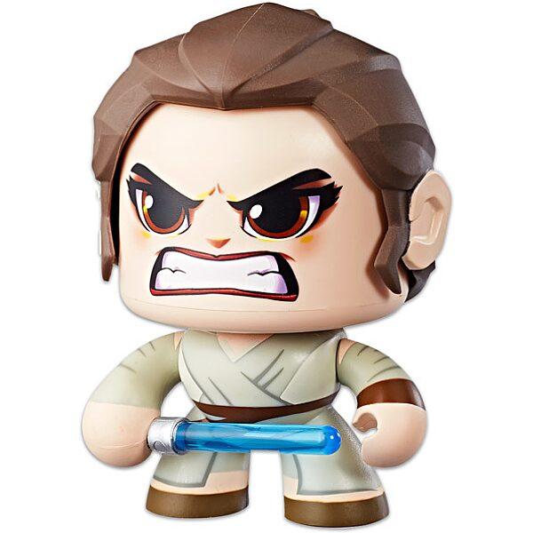 Star Wars: Mighty Muggs - Rey figura - 3. Kép