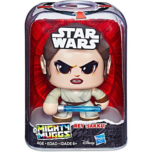 Star Wars: Mighty Muggs - Rey figura - 1. Kép