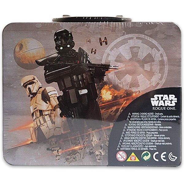 Star Wars: Zsivány egyes dupla puzzle kis fém kofferban - 2. Kép