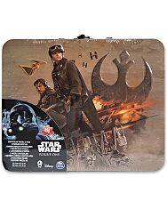 Star Wars: Zsivány egyes dupla puzzle kis fém kofferban - 1. Kép
