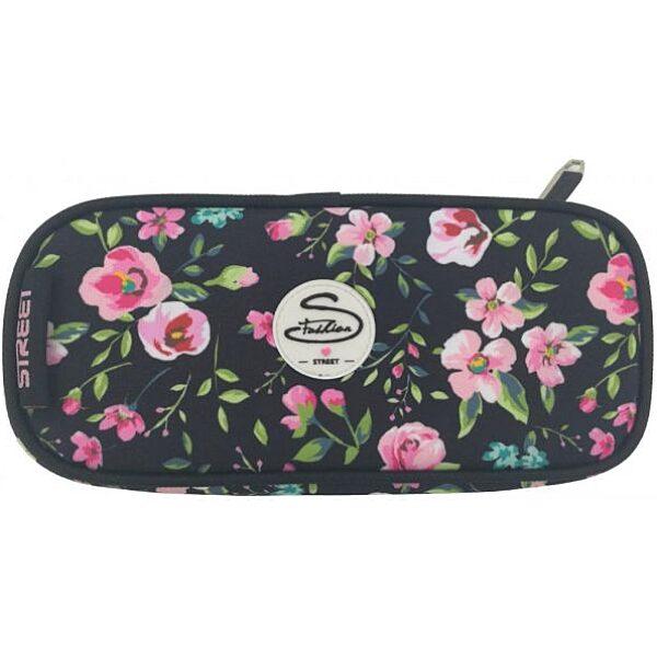 Street Flowers kompakt tolltartó - 1. Kép