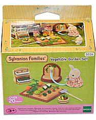 Sylvanian Families - Zöldséges kert készlet előről