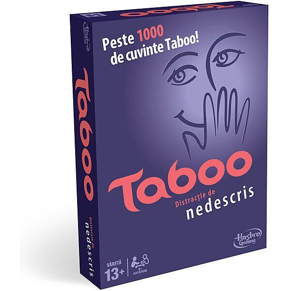 TABOO - román nyelvű társasjáték - 1. Kép
