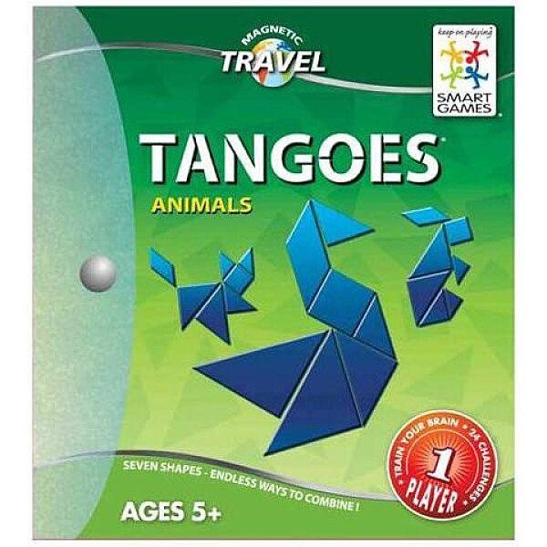 Tangoes állatos logikai játék - Smart Games - 1. Kép