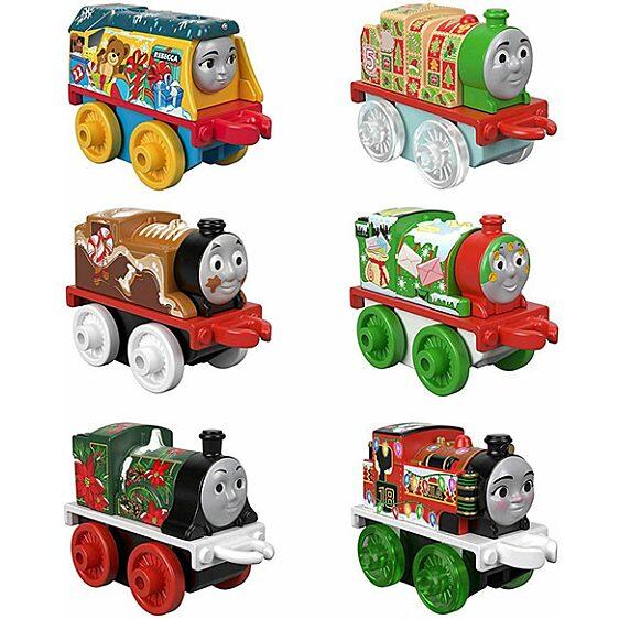 Thomas és barátai: Minis adventi naptár - 2. Kép