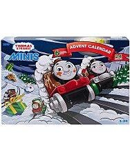 Thomas és barátai: Minis adventi naptár - 1. Kép