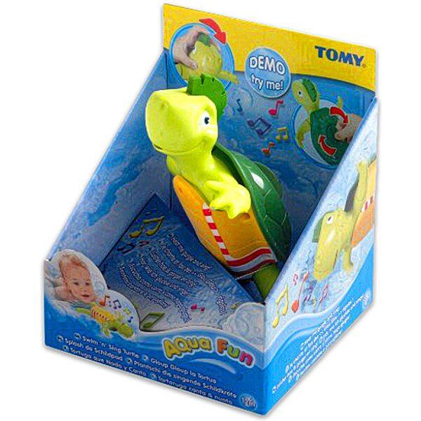 úszó teknős - 1. Kép