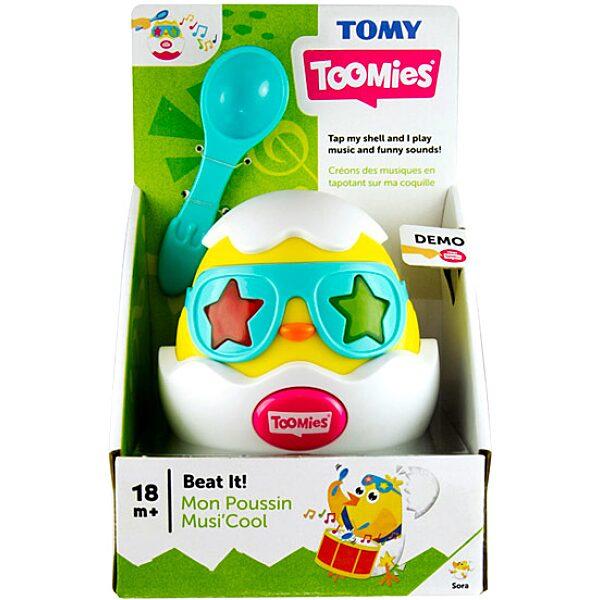 Tomy: Koppints rá tojcsi - 2. Kép