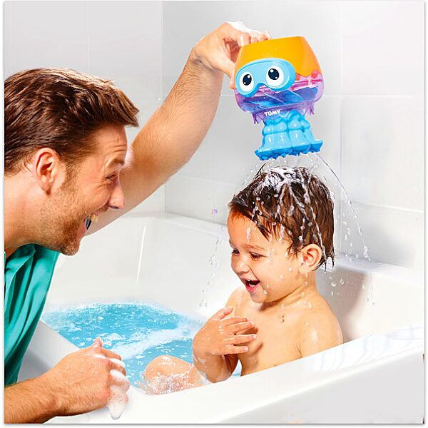 Tomy: medúza pancsi fürdőjáték - 3. Kép