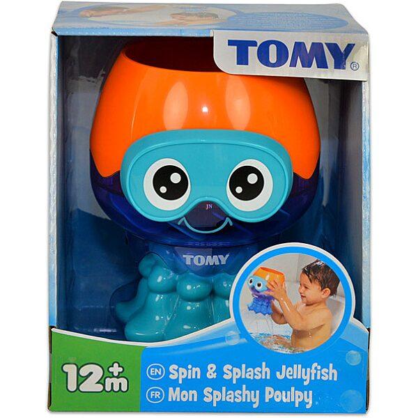 Tomy: medúza pancsi fürdőjáték - 1. Kép