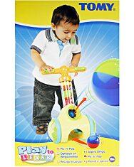 Tomy: Tologatós labda adogató bébijáték - 2. Kép