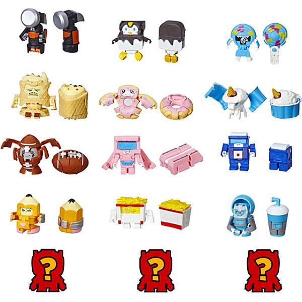 Transformers: Botbots 5 darabos szett - többféle - 2. Kép