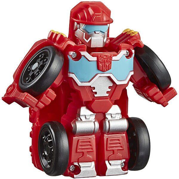 Transformers: Rescue Bots Academy - robottá alakítható Heatwave kisautó - 2. Kép