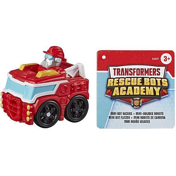 Transformers: Rescue Bots Academy - robottá alakítható Heatwave kisautó - 1. Kép