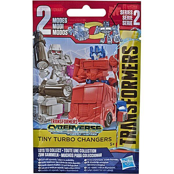 Transformers: Tiny Turbo Chargers - meglepetésfigura - 1. Kép