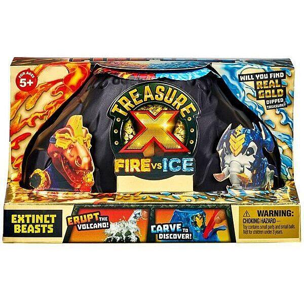 Treasure X: A tűz és a jég harca - Fenevad - 1. Kép