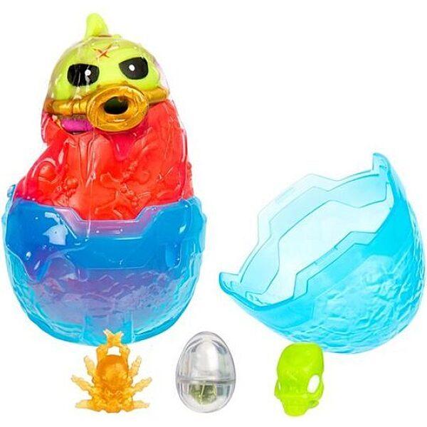 Treasure X: ALIENS - Mini Alien Szivárgó meglepetés tojások - 2. Kép