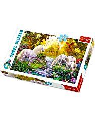 Trefl: Egyszarvúak 100 darabos puzzle - 1. Kép