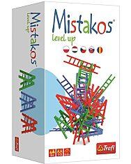 Trefl : Mistakos Level Up társasjáték - 1. Kép