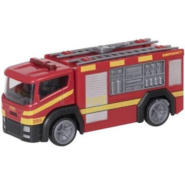 Tűzoltóautó vízágyúval