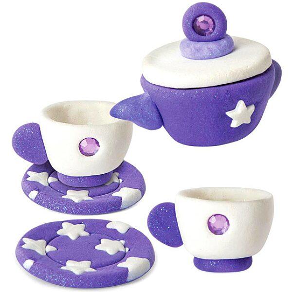 Twinkle Clay: teáskészlet - 1. Kép