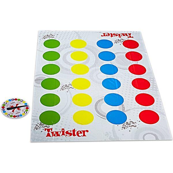 Twister társasjáték két új mozdulattal angol nyelvű - 2. Kép