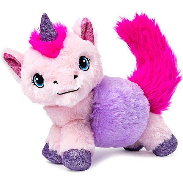 Twisty Petz Cuddlez: Snowpuff Unicorn átalakítható plüssfigura - 1. Kép