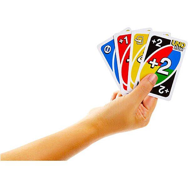 Uno Flip kártyajáték - 3. Kép