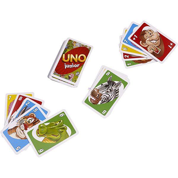 UNO Junior kártyajáték - 2. Kép