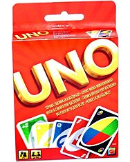 UNO kártya - Gyors móka mindenkinek! - 1. Kép